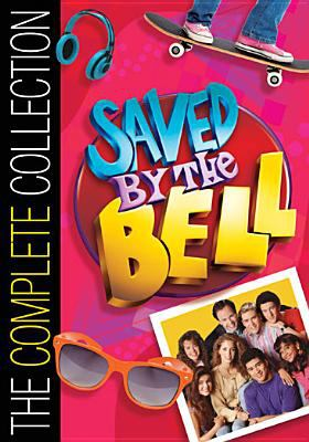 Cover image for Saved by the bell. Season 3.
