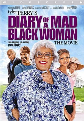 Cover image for Tyler Perry's diary of a mad black woman