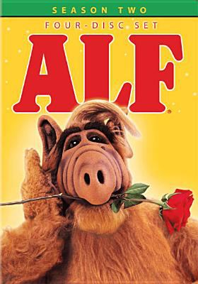 Cover image for Alf. Season two