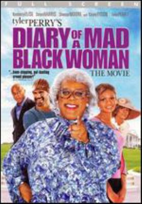 Cover image for Diary of a mad black woman