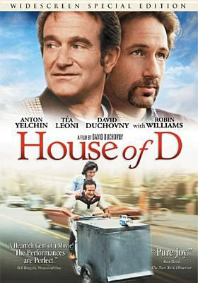 Cover image for House of D