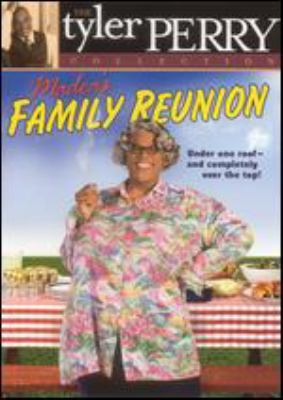 Cover image for Tyler Perry's Madea's family reunion the play