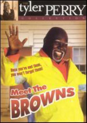 Cover image for Tyler Perry's meet the Browns