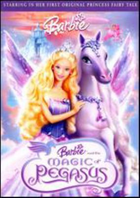 Cover image for Barbie and the magic of Pegasus