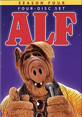 Cover image for Alf. Season four