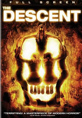 Cover image for The descent
