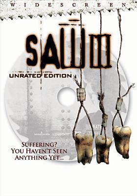 Cover image for Saw III