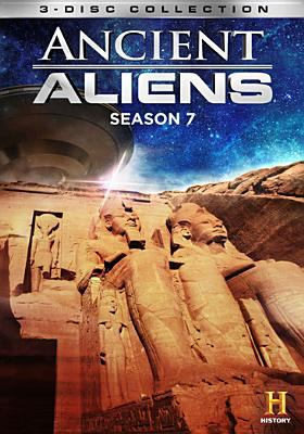 Cover image for Ancient aliens. Season 7