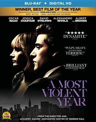 Cover image for A most violent year