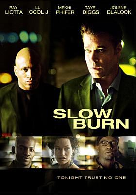 Cover image for Slow burn