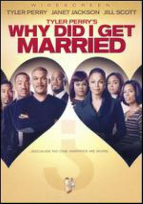 Cover image for Tyler Perry's why did I get married?