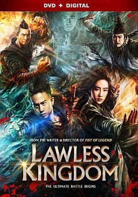 Cover image for Lawless kingdom