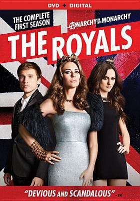 Cover image for The royals. The complete first season