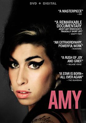 Cover image for Amy