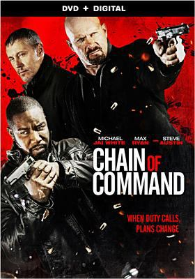 Cover image for Chain of command