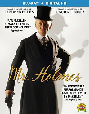 Cover image for Mr. Holmes