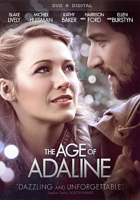Cover image for The age of Adaline