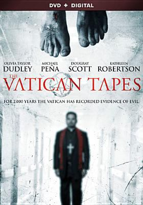 Cover image for The Vatican tapes