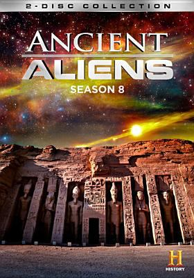 Cover image for Ancient aliens. Season 8.