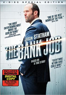 Cover image for The bank job