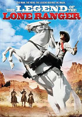Cover image for The legend of the Lone Ranger