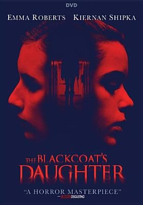 Cover image for The blackcoat's daughter