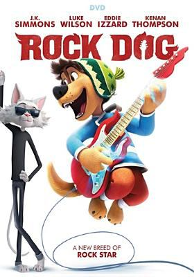 Cover image for Rock dog