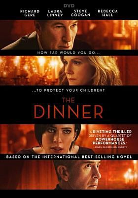 Cover image for The dinner