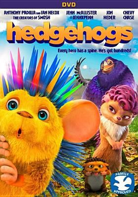 Cover image for Hedgehogs