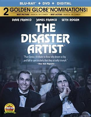 Cover image for The disaster artist
