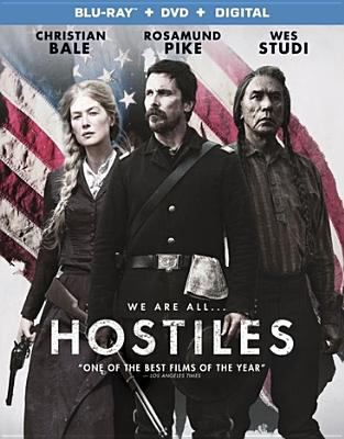 Cover image for Hostiles