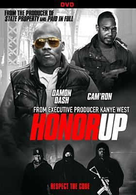 Cover image for Honor up