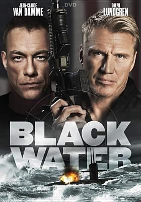 Cover image for Black water