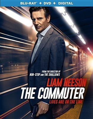 Cover image for The commuter