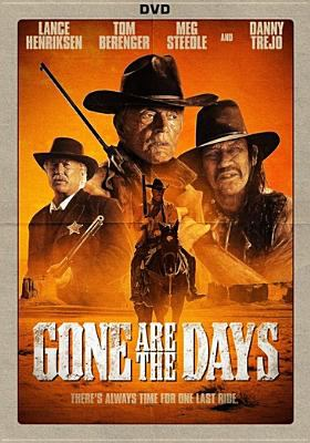 Cover image for Gone are the days