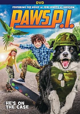 Cover image for Paws P.I.