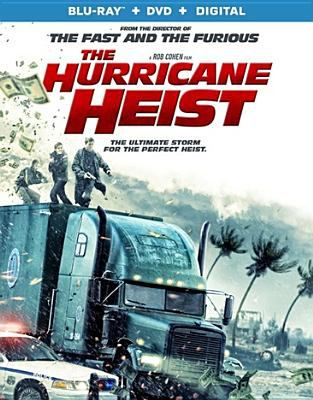 Cover image for The hurricane heist