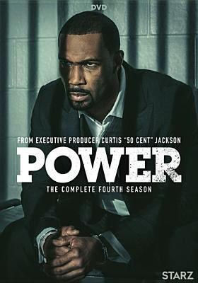 Cover image for Power. The complete fourth season