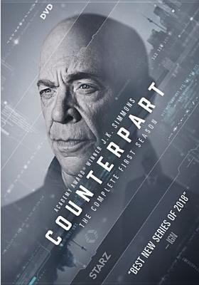 Cover image for Counterpart. The complete first season