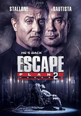 Cover image for Escape plan 2 : Hades