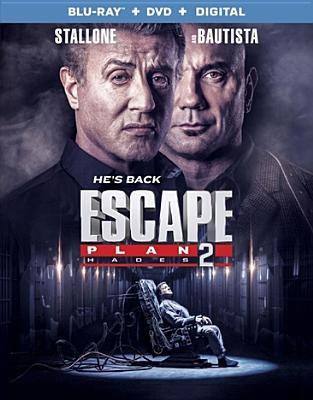 Cover image for Escape plan 2 : Hades