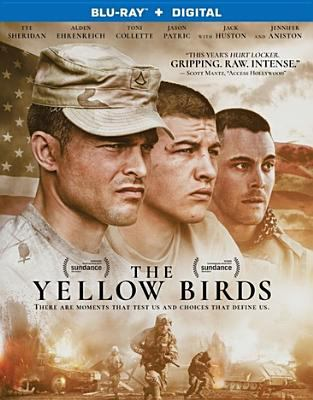 Cover image for The yellow birds