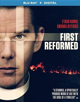 Cover image for First reformed