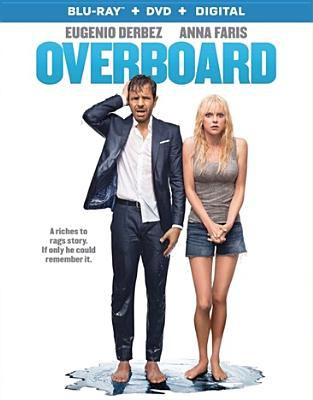 Cover image for Overboard