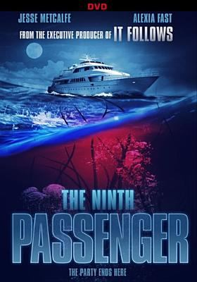 Cover image for The ninth passenger