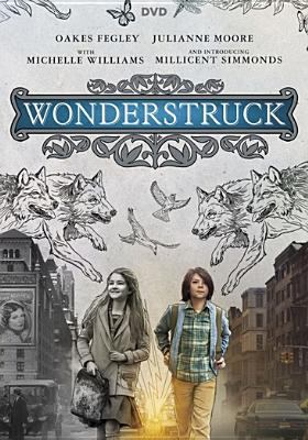 Cover image for Wonderstruck