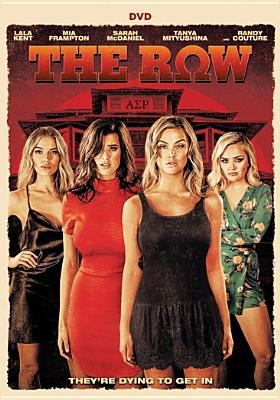 Cover image for The row