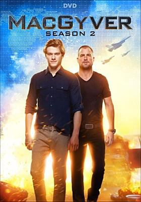 Cover image for MacGyver. Season 2.