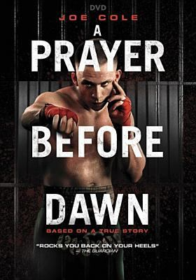 Cover image for A prayer before dawn