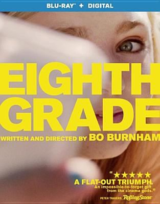 Cover image for Eighth grade